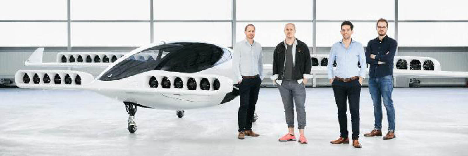 LORDS CALL FOR HS2 'PAUSE' AND LATEST FLYING TAXI TAKES OFF: 10 TOP STORIES OF THE WEEK