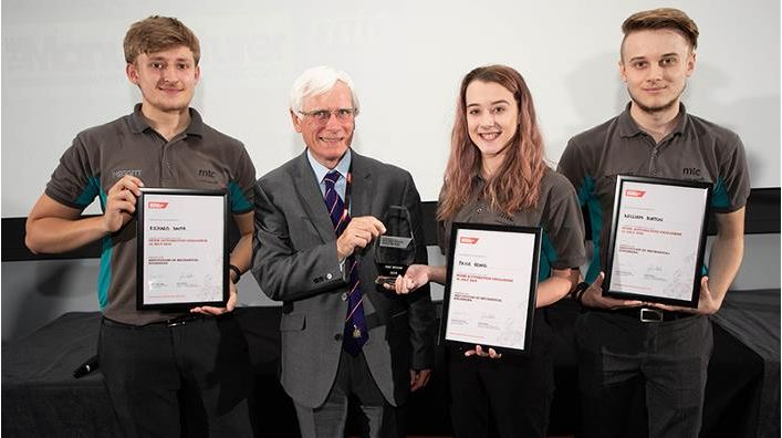 auto challenge winners