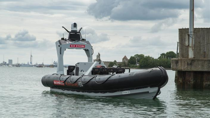 Navy plans autonomous boat tests and industry urges government action: 10 top stories of the week